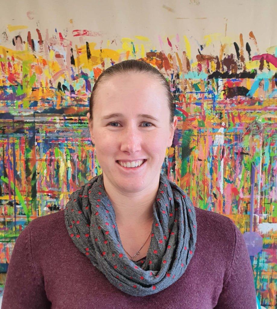 Sandra Conrad Schmid, Diplomierte Arbeitsagogin